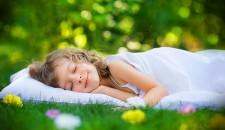 Dormire con le piante