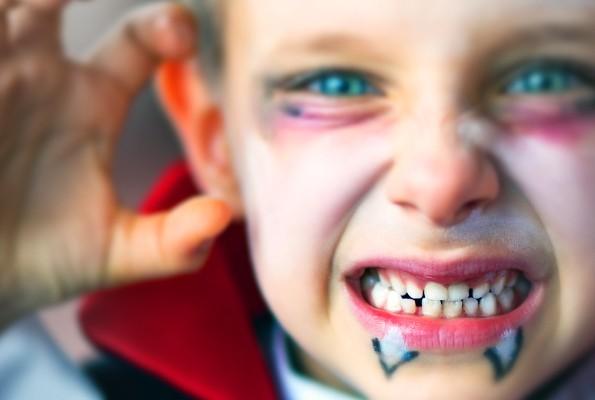 Quando i figli fanno vamping invece di dormire…