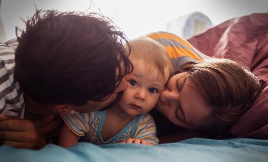 Il sonno della nutrice e… la calma del papà