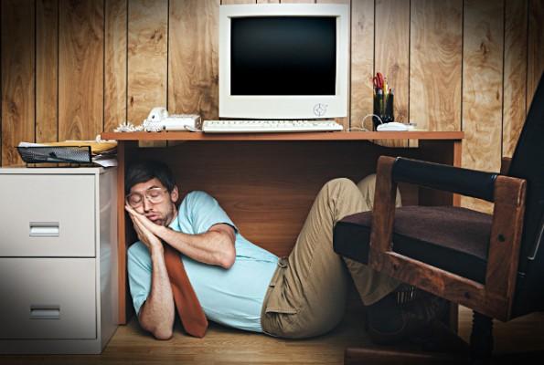 Dipendenti più riposati e più produttivi: il fenomeno delle nap room