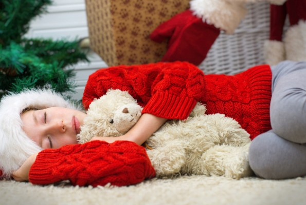 Dreaming about Santa Claus