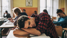 Sleepless nights before the exams? Here's how to avoid falling into that trap!