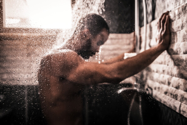 The magic of the shower to help you relax