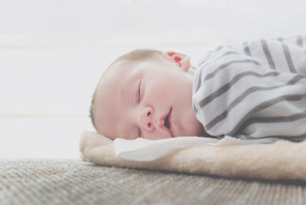 Bambini che respirano con la bocca durante il sonno: un campanello d'allarme?