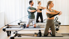 Pilates for the relaxation of body and mind