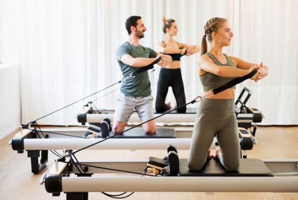 Il Pilates per il relax di corpo e mente