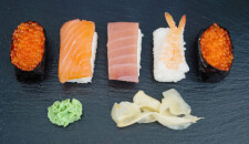 Sushi, the latest trend on the dining table: but, does it really help you sleep better?